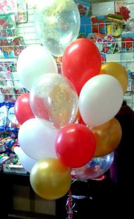 воздушные шары Киев