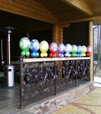 Гелевые шарики Киев